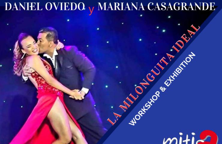EVENTO MARIANA CASAGRANDE, DANIEL OVIEDO