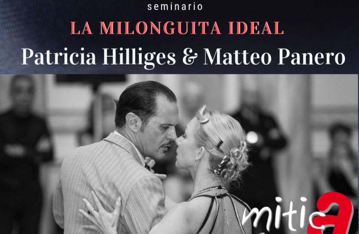 Mitica – Week end con Patricia Hilliges & Matteo Panero
