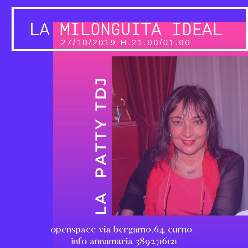 Miloguita Ideal – La Patty TDJ