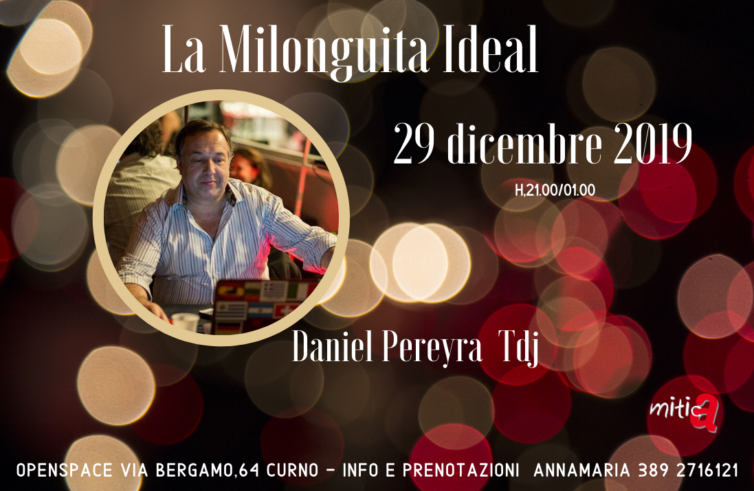 Milonguita Ideal – Daniel Pereyra Tdj